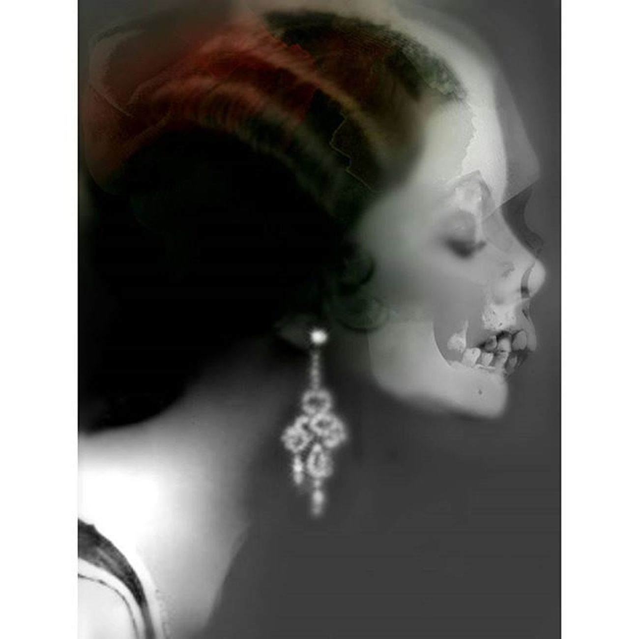 Digitalart  Skulls Dark_portraits _mastersofdarkness_ Dark_infinity Darkart Photomanipulation Loves_edits E_wiz E_wiz_wtm