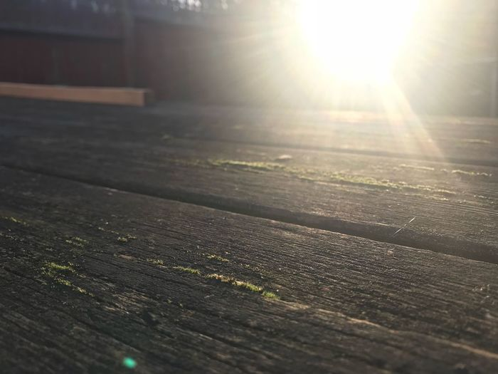 Extreme close up of park bench as sun rises over the horizon Lens Flares Glow Lightbeam Light Sun Sunset Sunrise Lens Flare Picnic Table Park Bench Lens Flare Sunbeam Sunlight No People Sun Nature Wood - Material Outdoors Day Beauty In Nature Close-up EyeEmNewHere