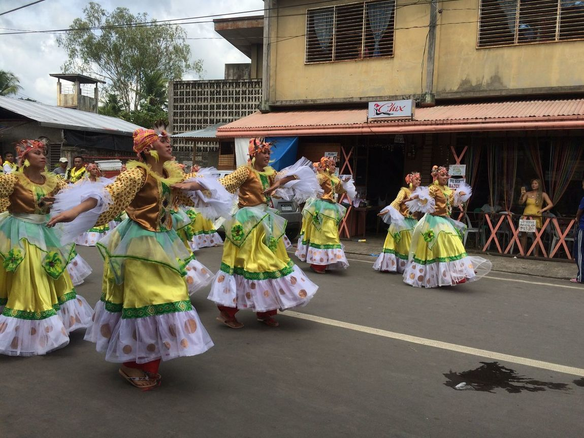 Dance Parade Udyakan Festival @ Kabankalan City Philippines Charter Day Celebration August 2016 Motion Picture Motion Photography IPhoneography Photographer Wanna Be Amazing Photo Cultural And Arts Theme Climate Change Enjoying The Festivity Happy People Happy Moments