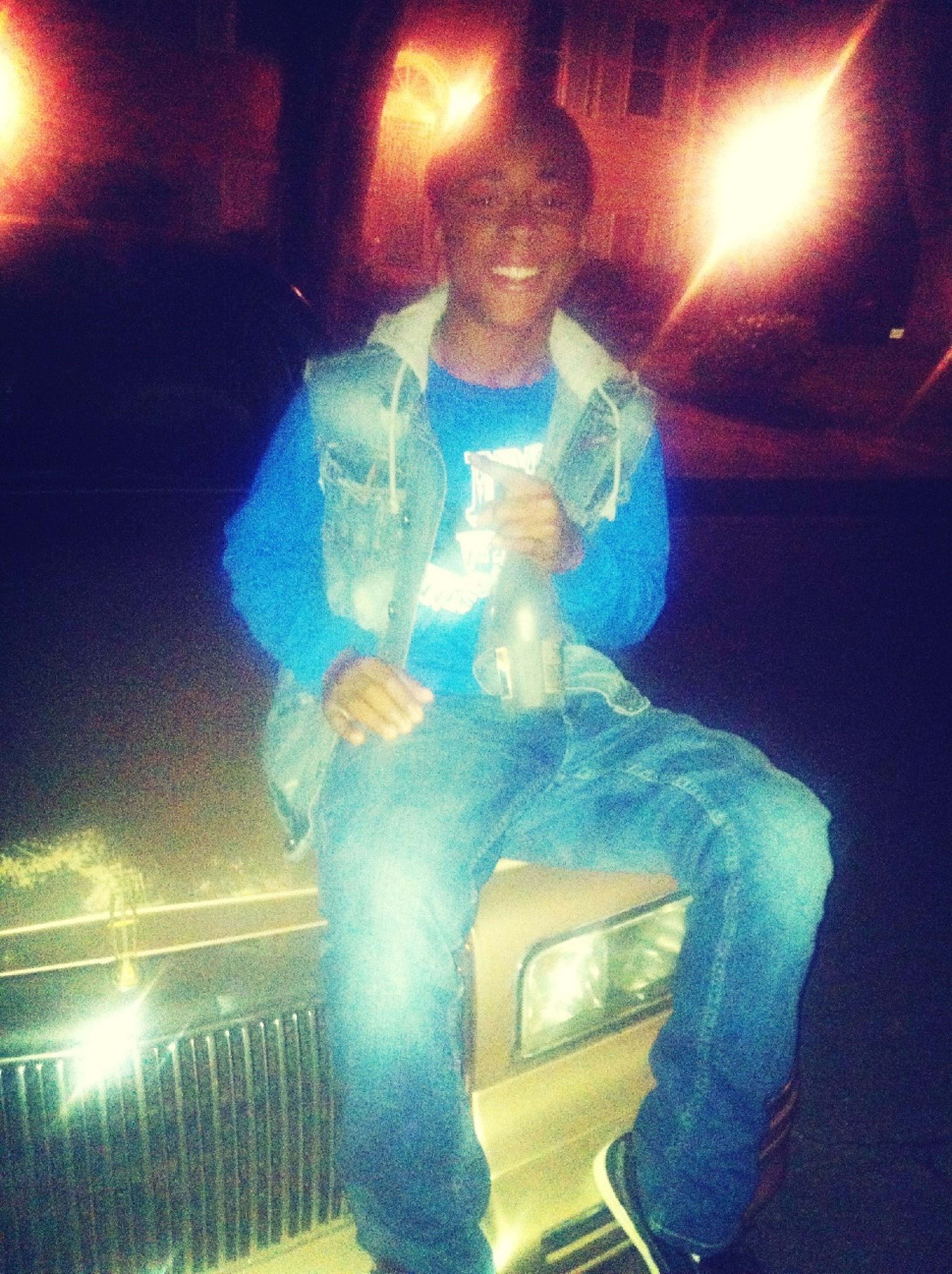 They Say Spiffy How Yu Turn Up Like That