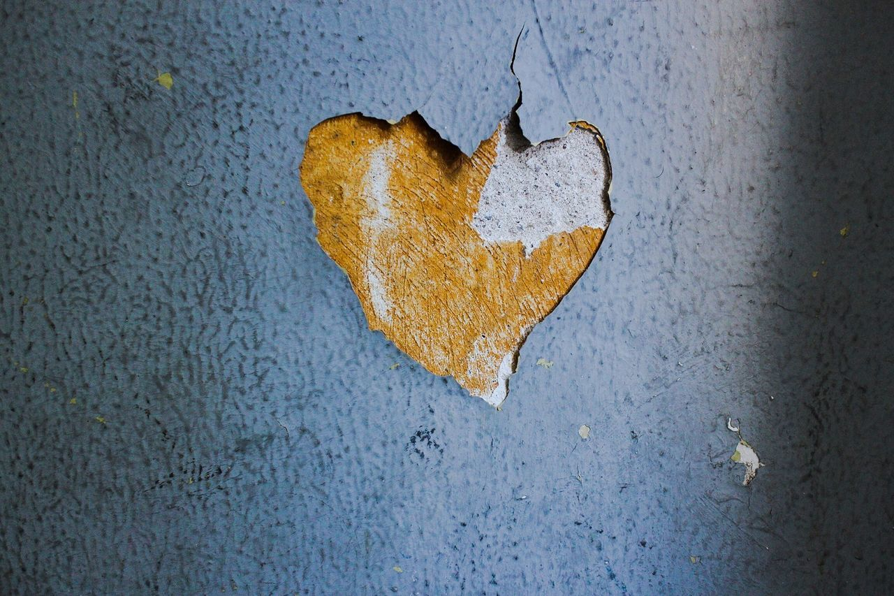 Beautiful stock photos of heart, Blue, Copy Space, Damaged, Deterioration