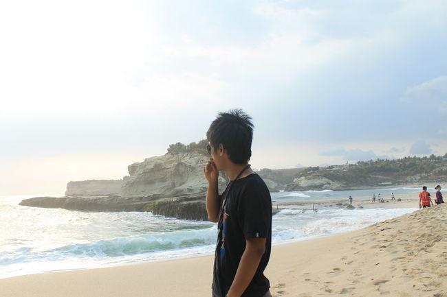 The Klayar - I Hate You I Love You Beach Beachphotography INDONESIA Klayarbeach
