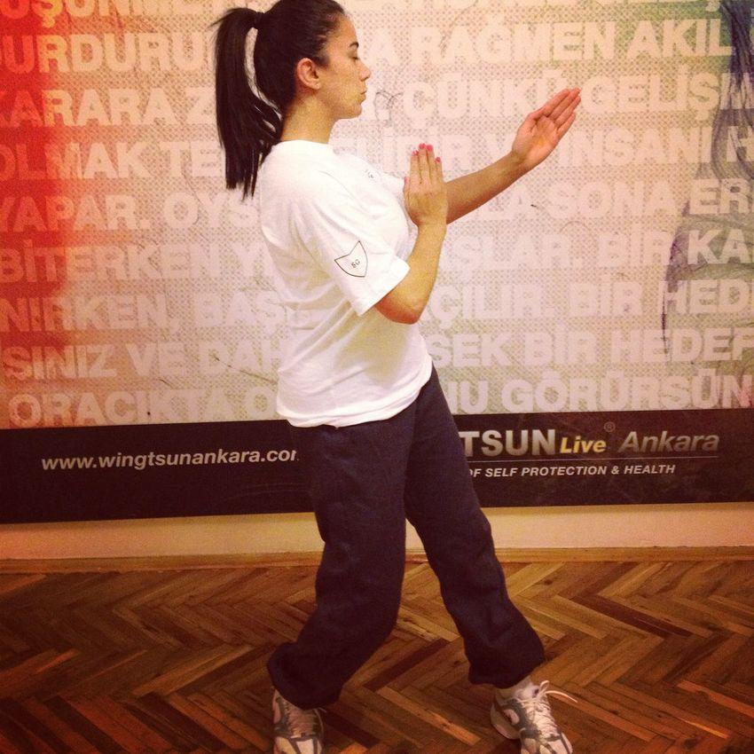 Wingtsunlive  Wingtsun WingtsunliveAnkara Academy Martial Arts Ladypower