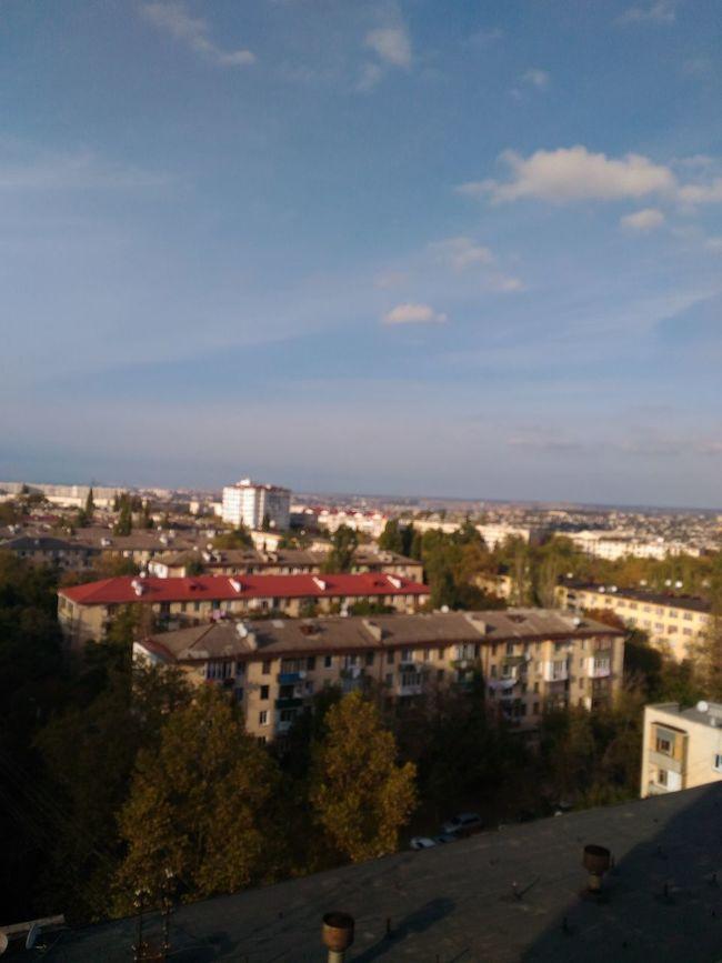Coldbutsunny Sevastopol  City Sky Sea Tree Built Structure Cloud - Sky Outdoors Blue High