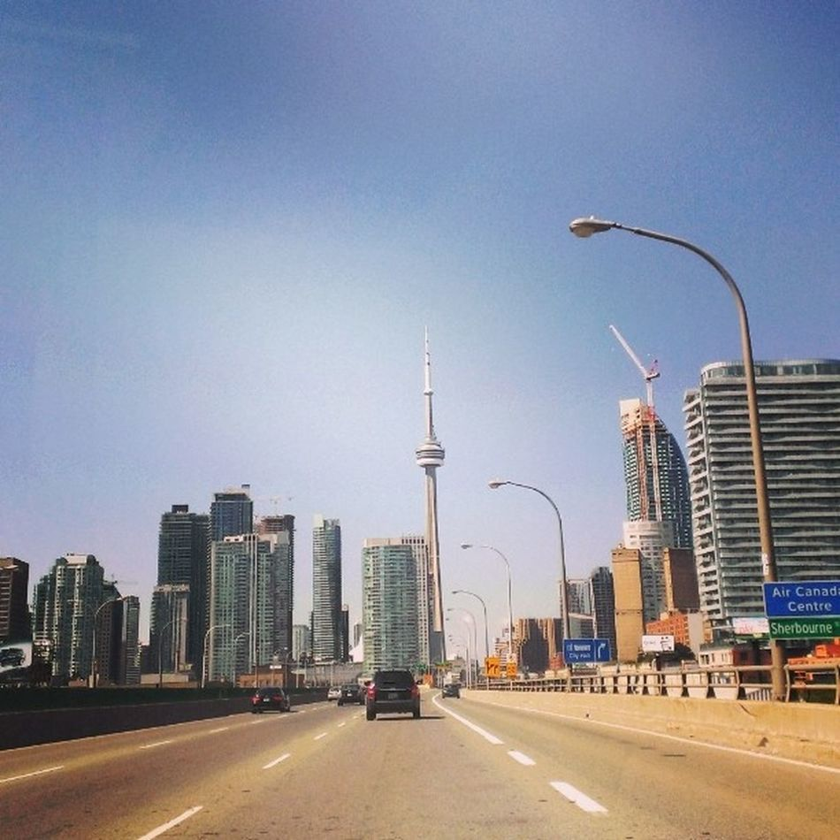 Toronto Cntower Aplacecalledhome :D