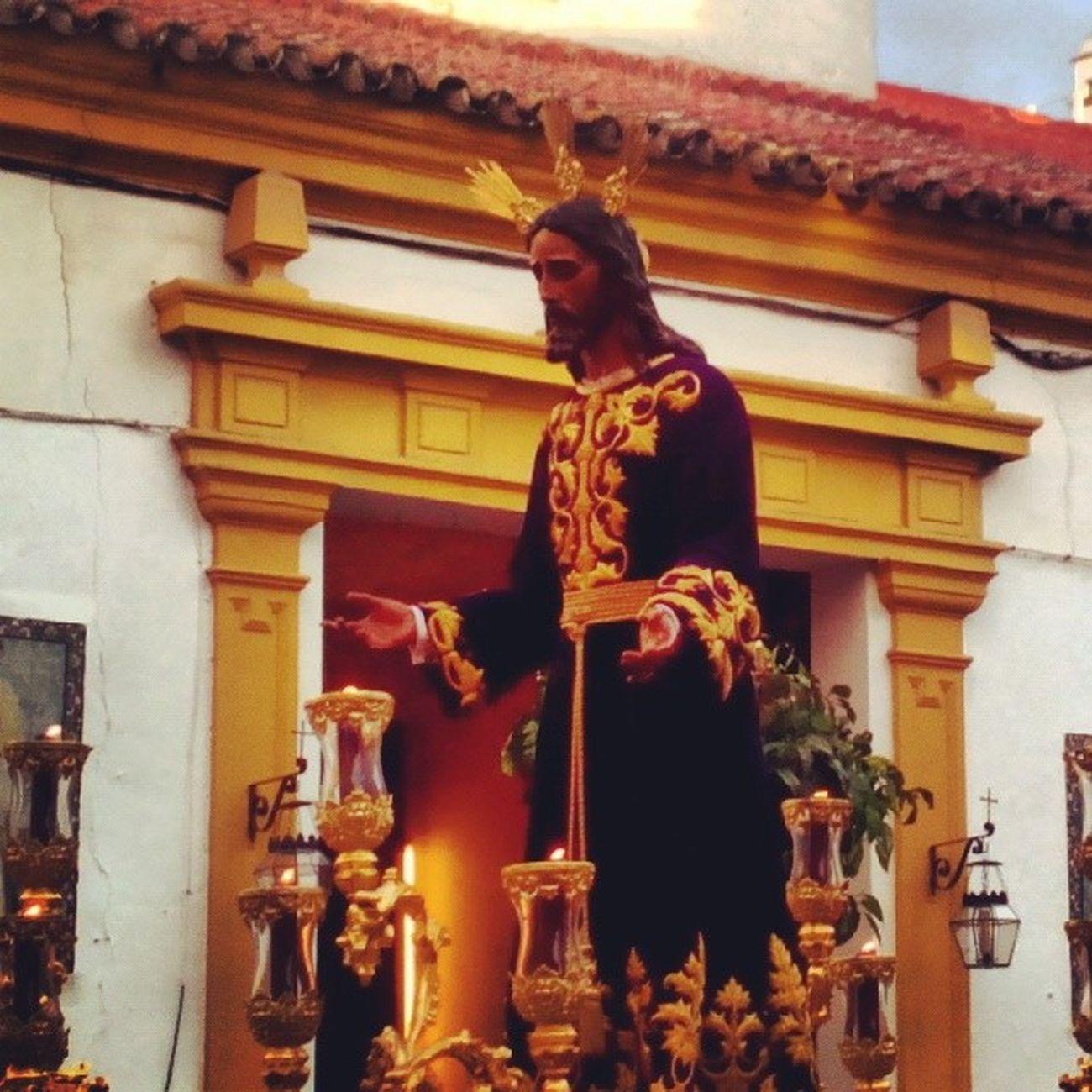 Vía Crucis Jesús de la Redención Cuaresma2014 Sevillahoy TDSCOFRADE