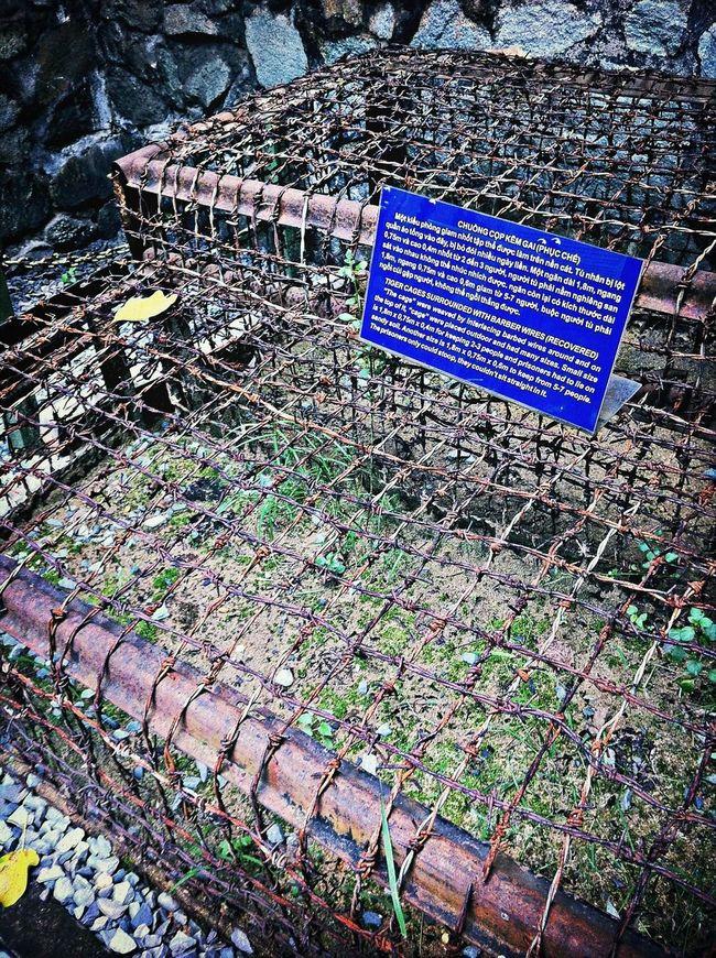 Tortue Viet Cong War War Remnants Museum Ho Chi Minh City