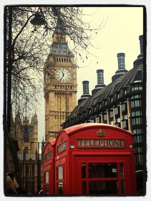Taking Photos at london by Jelena Simic