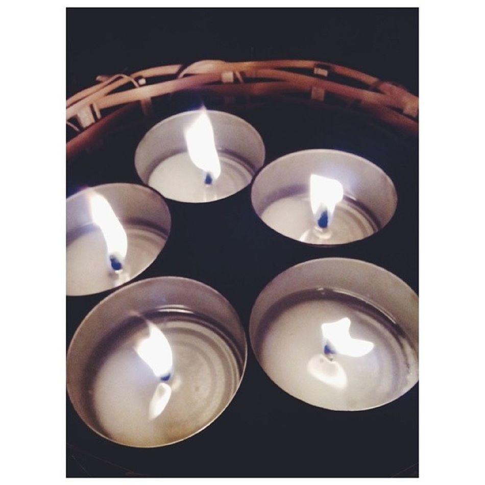 F I V E Candles LightOfPeace2014 WorldPeaceThroughInnerPeace IAmPieceOfPeace