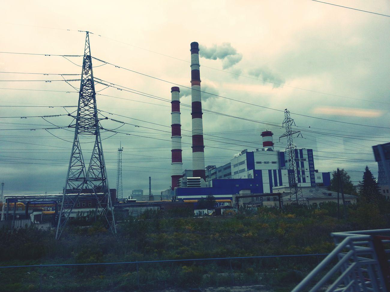Heat-power Station Stations Btw