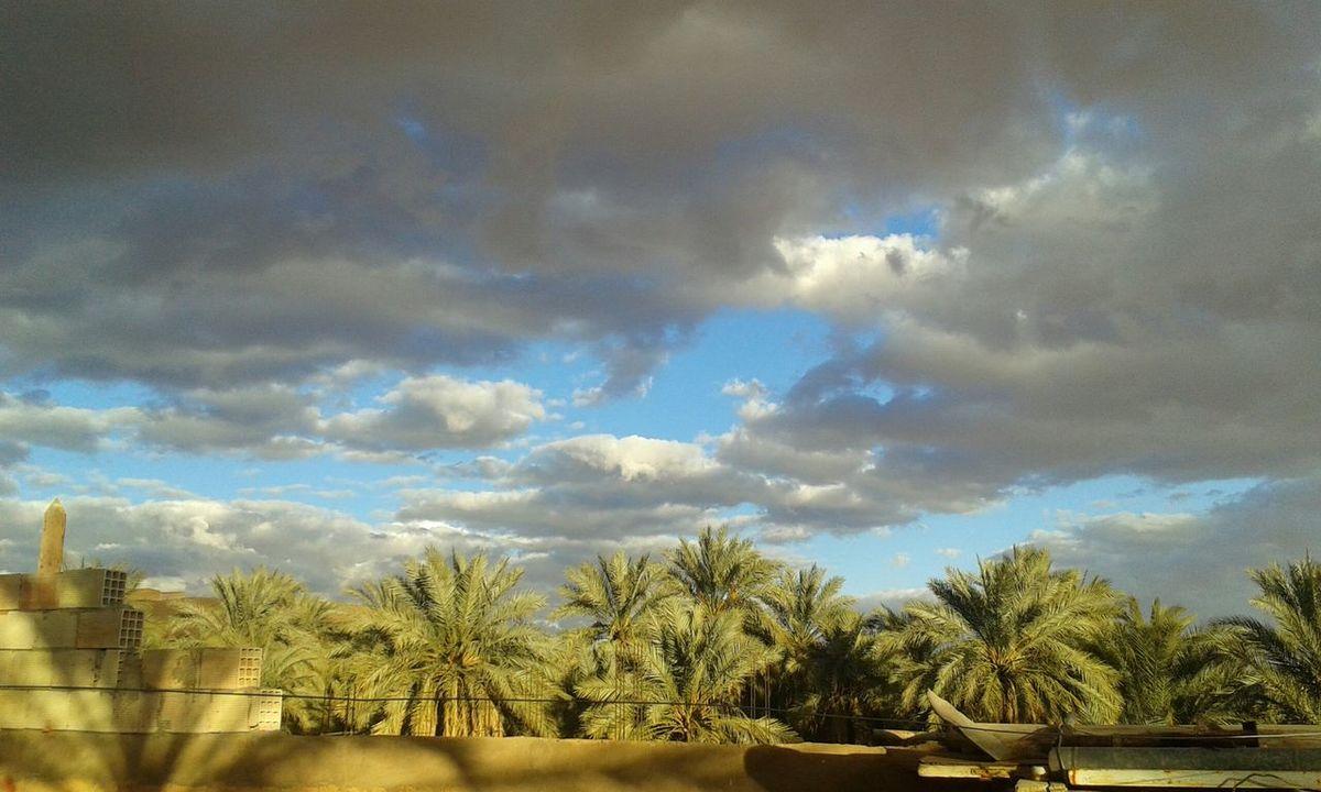 الجزائر ..متليلي ولاية غارداية Metlily Beautiful Sky