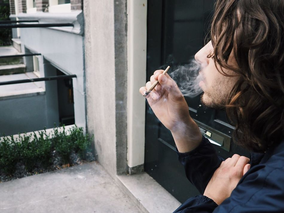 Beautiful stock photos of cigarette,   Amsterdam,  20-24 Years,  Addiction,  Adult