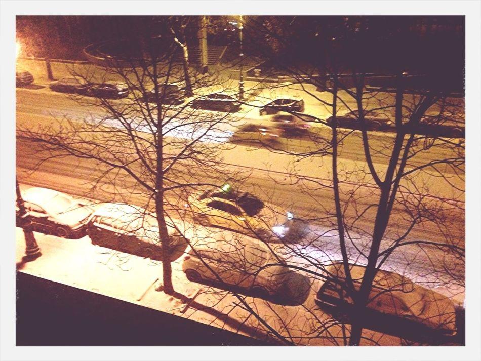 Snow Night Light