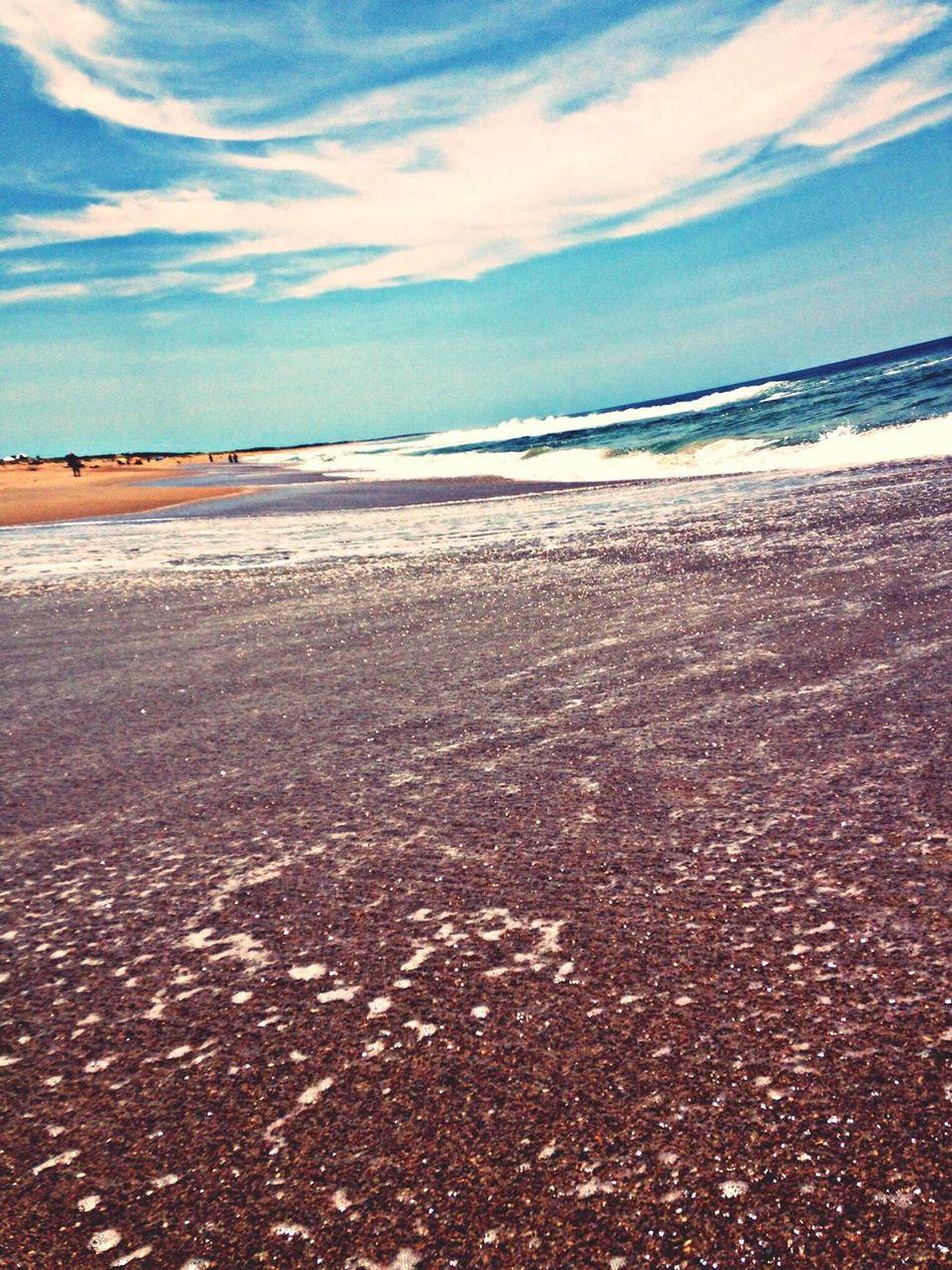 Enjoying The Sun beach