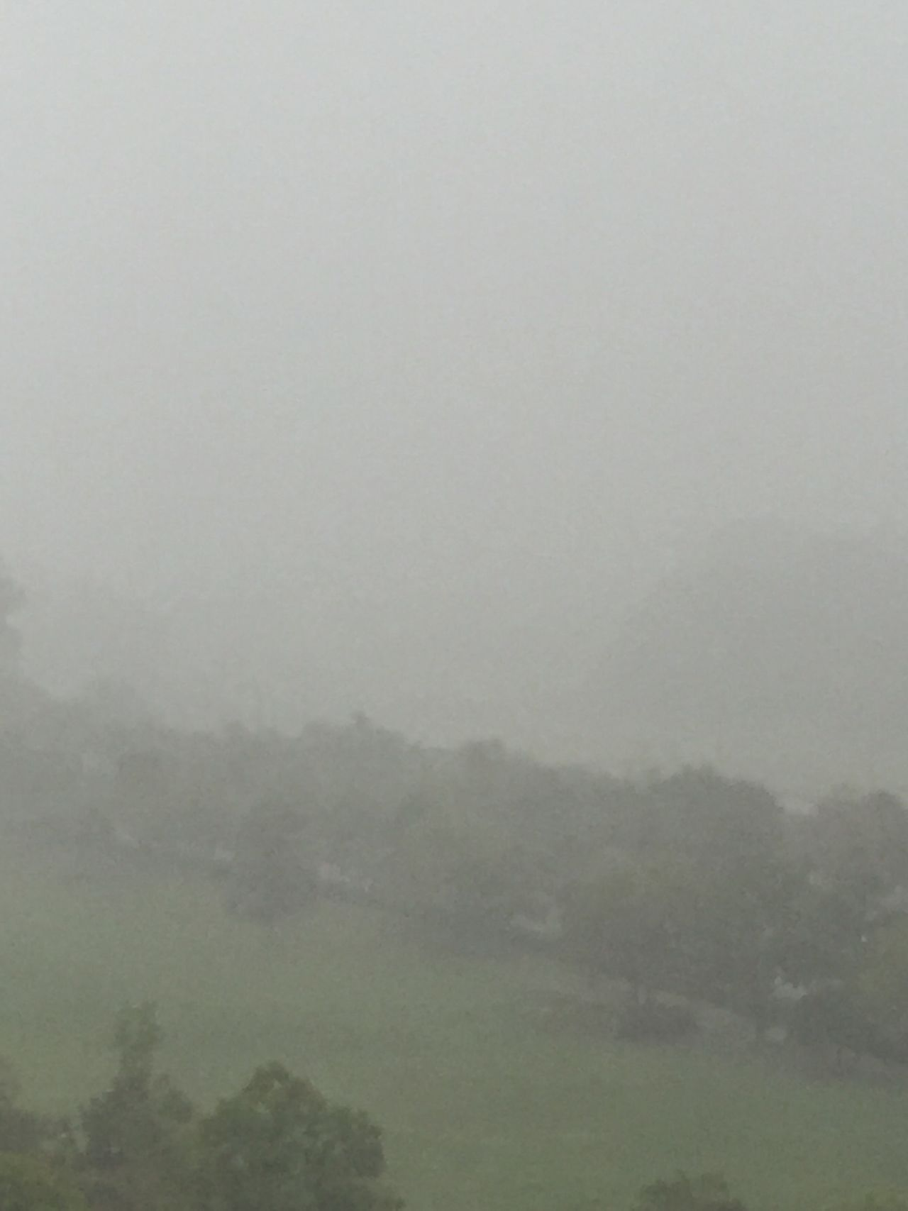 A typhoon Fog Beauty In Nature Nature Heavy Rain rice field Mountain Sky Non-urban Scene Water Majestic Holidy Railing Rainy Weather Rain Clouds rain sound