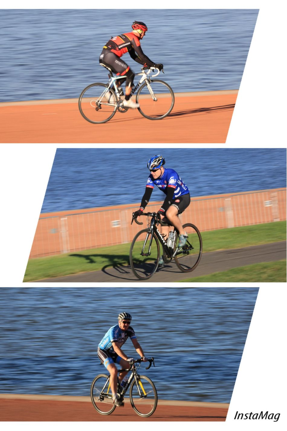 Trying for panning