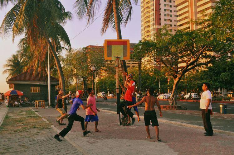 Street Life Streetphotography Philippines Basketball