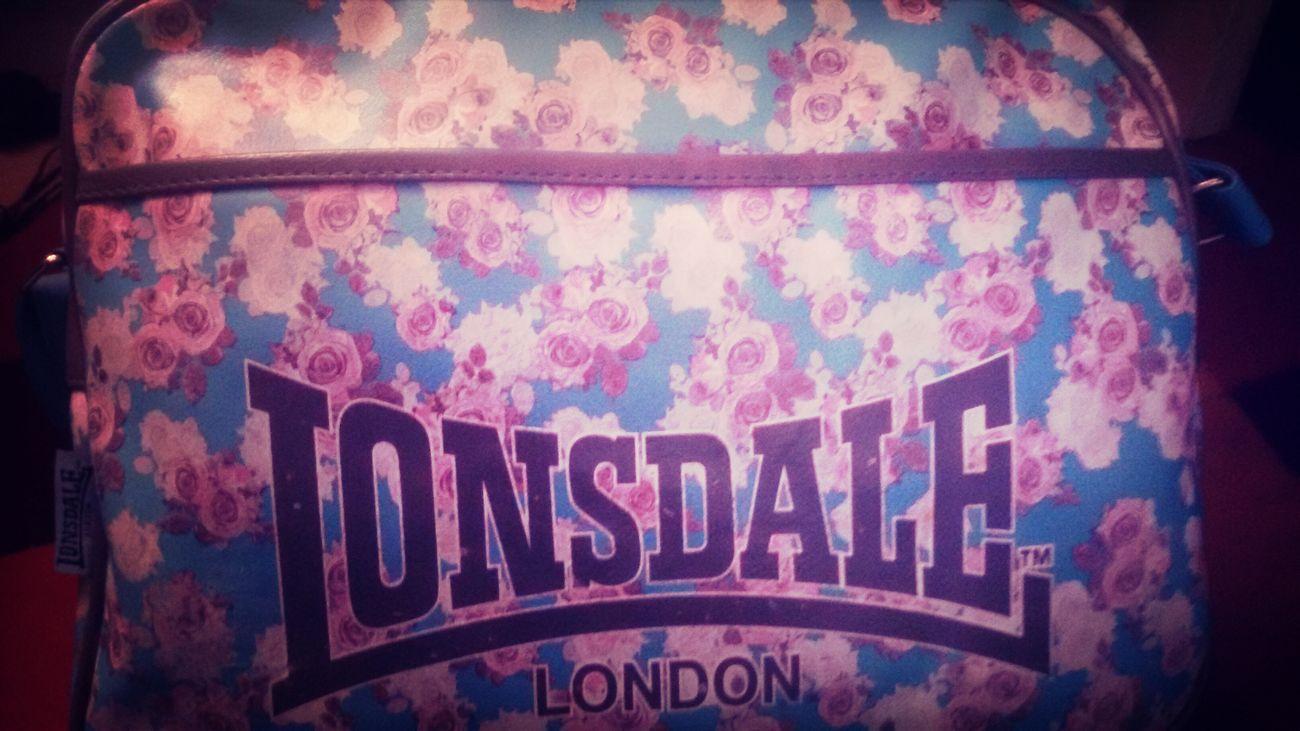 Bag Lonsdale Floral Blue