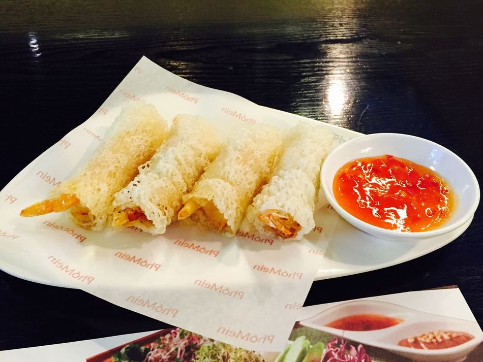 Vietnamese Food Fried Shrimp Rolls  Delicious Foodlovers Loveit♥ I'll Make You Hungry