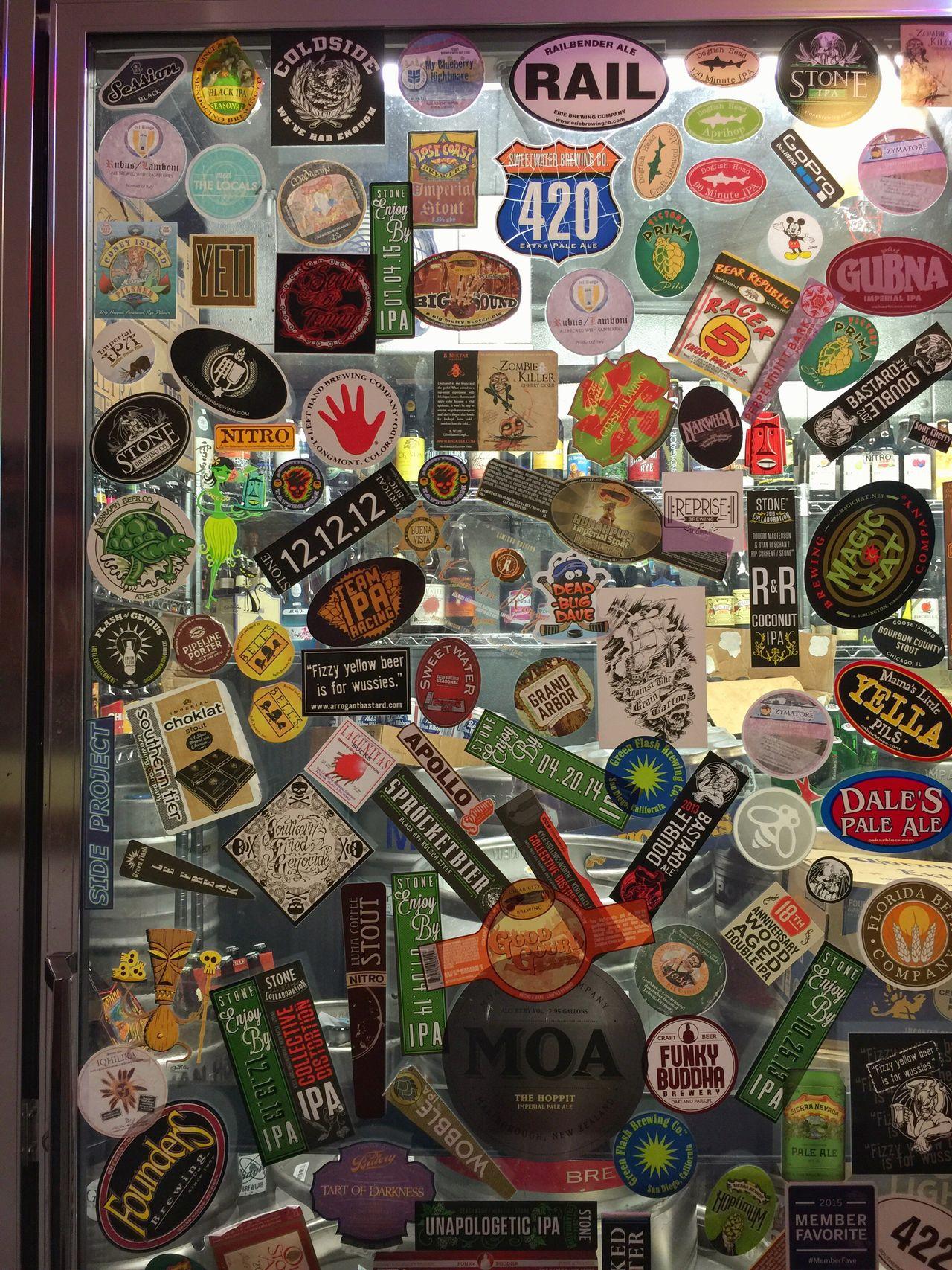 Cool cooler! Beerporn Brewerylife Beer Time Beer O'clock Decal Decals