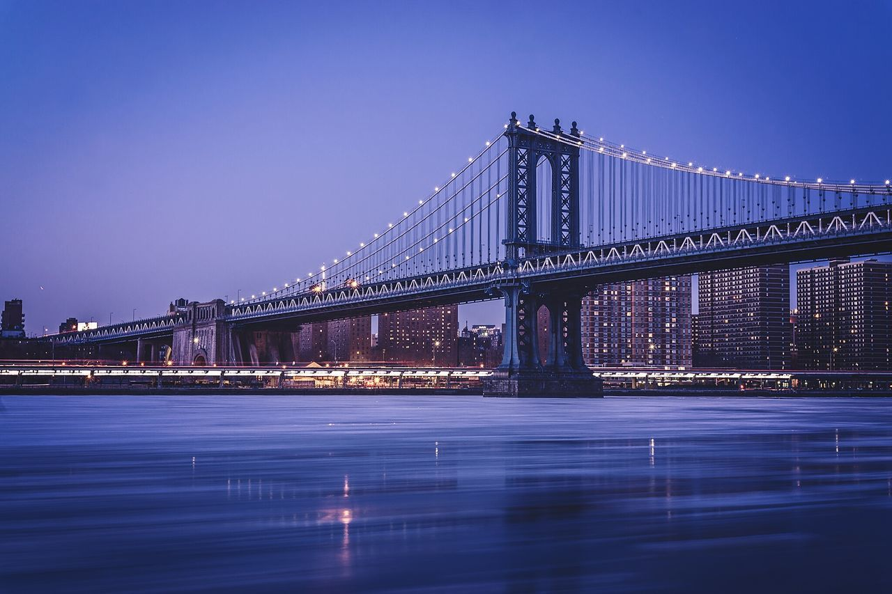 Beautiful stock photos of new york, Architecture, Bridge, Bridge - Man Made Structure, Built Structure