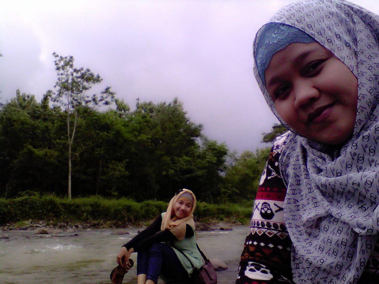 Selfie With My Friend