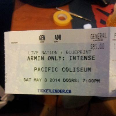 Armin intense, Van city. My body is ready. Armin Edm