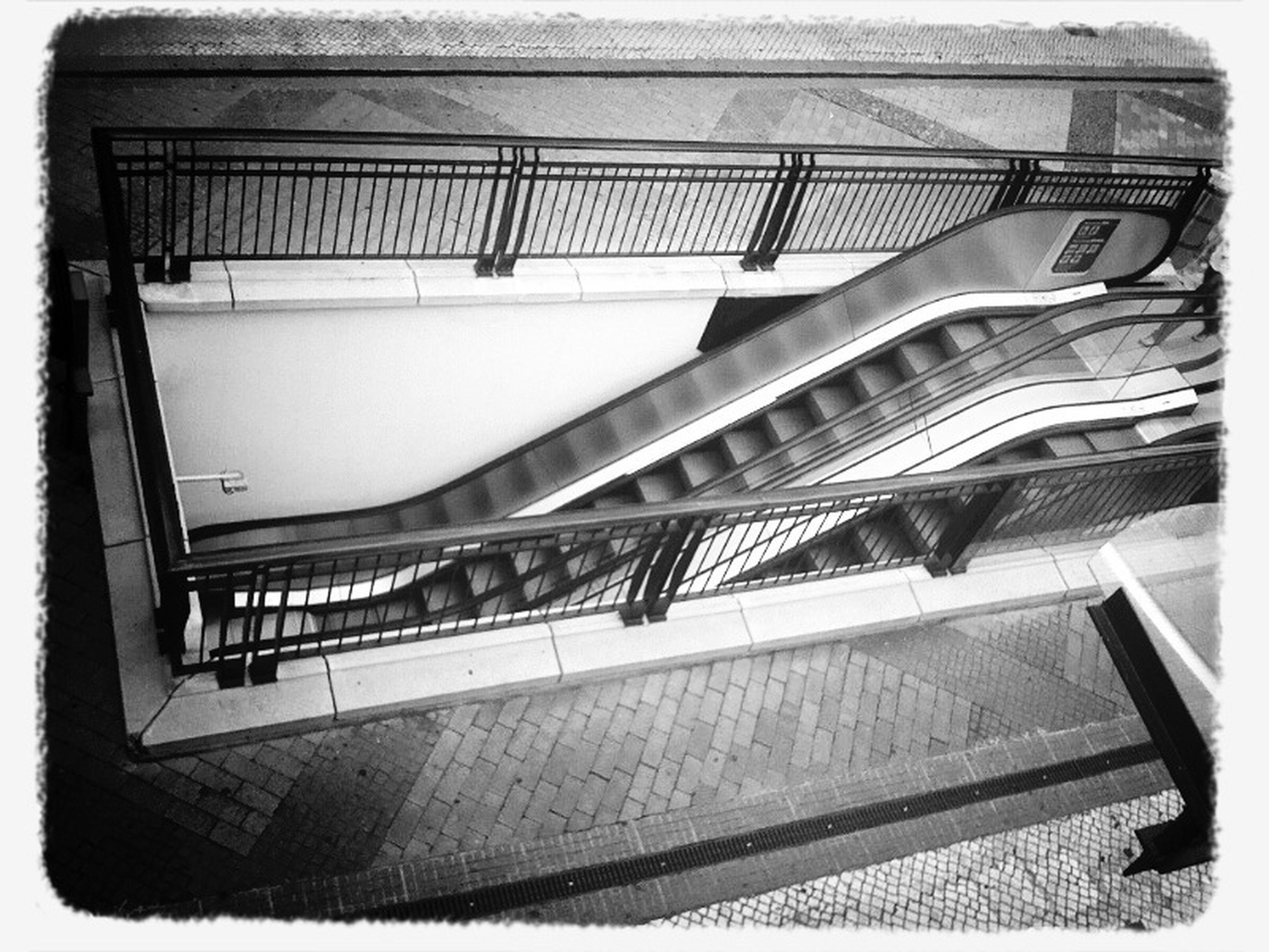 Aveiro Urban Geometry Hanging Out Stairs