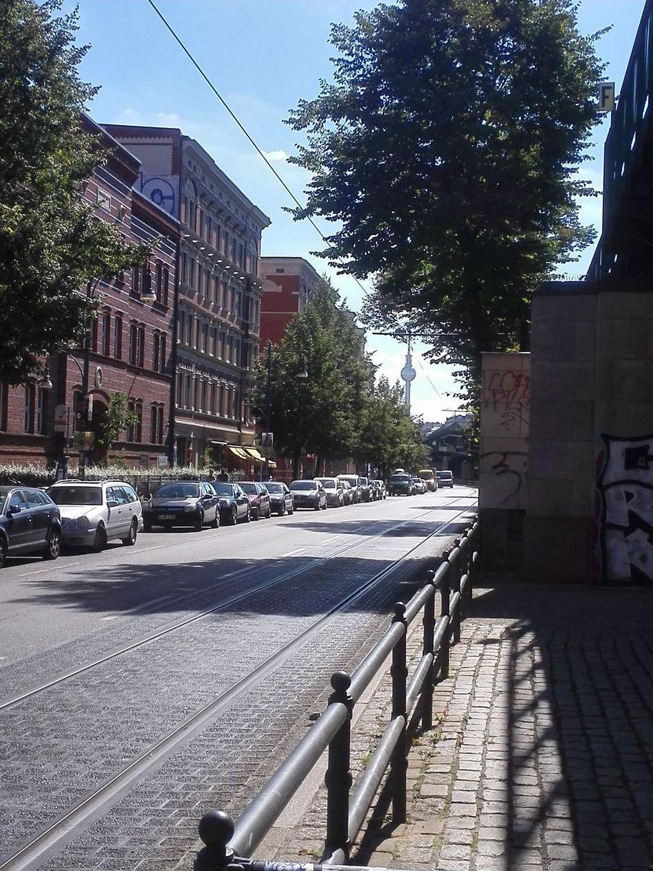 Berlinstagram Schönhauserallee Berlincity