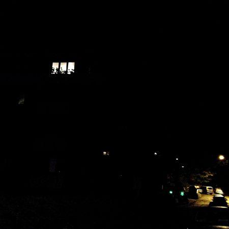 Night in Oslo Night Light Nightphotography