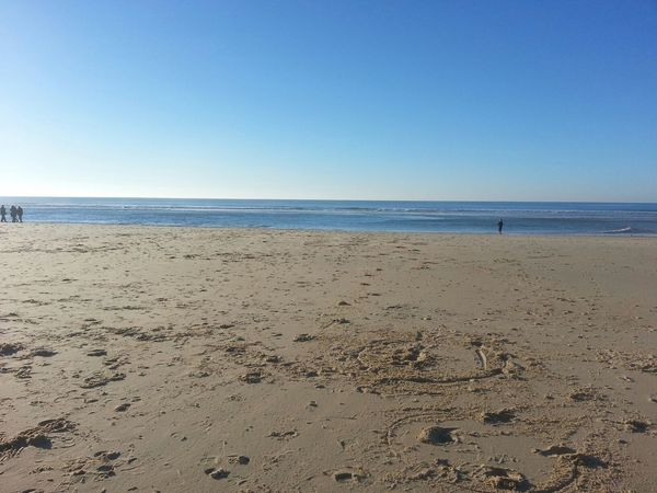 Seascape Beach Sea Sand