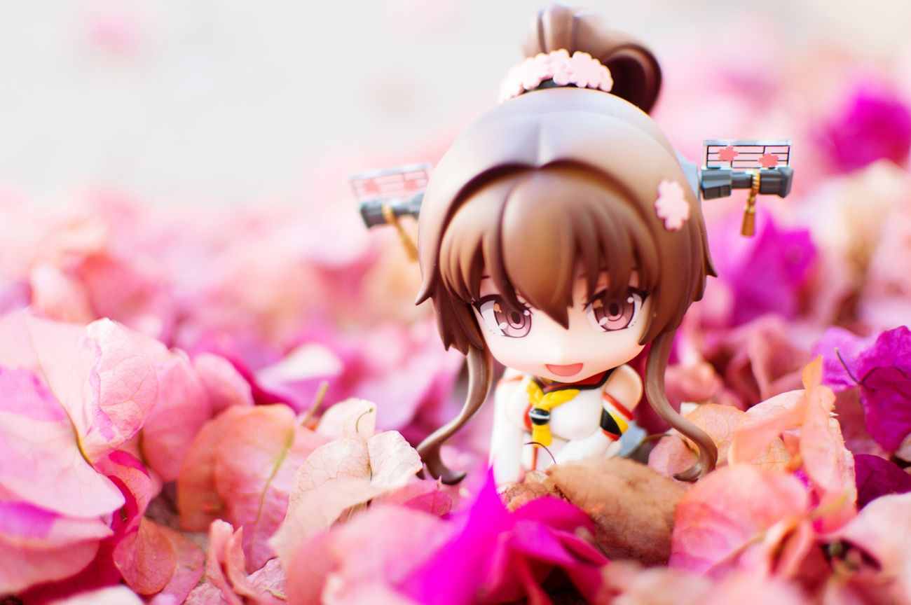 Angle 2 Kancolle Kantaicollection Yamato Nendoroid Goodsmilecompany Nendophotography Toyphotography Figurephotography Animefigure