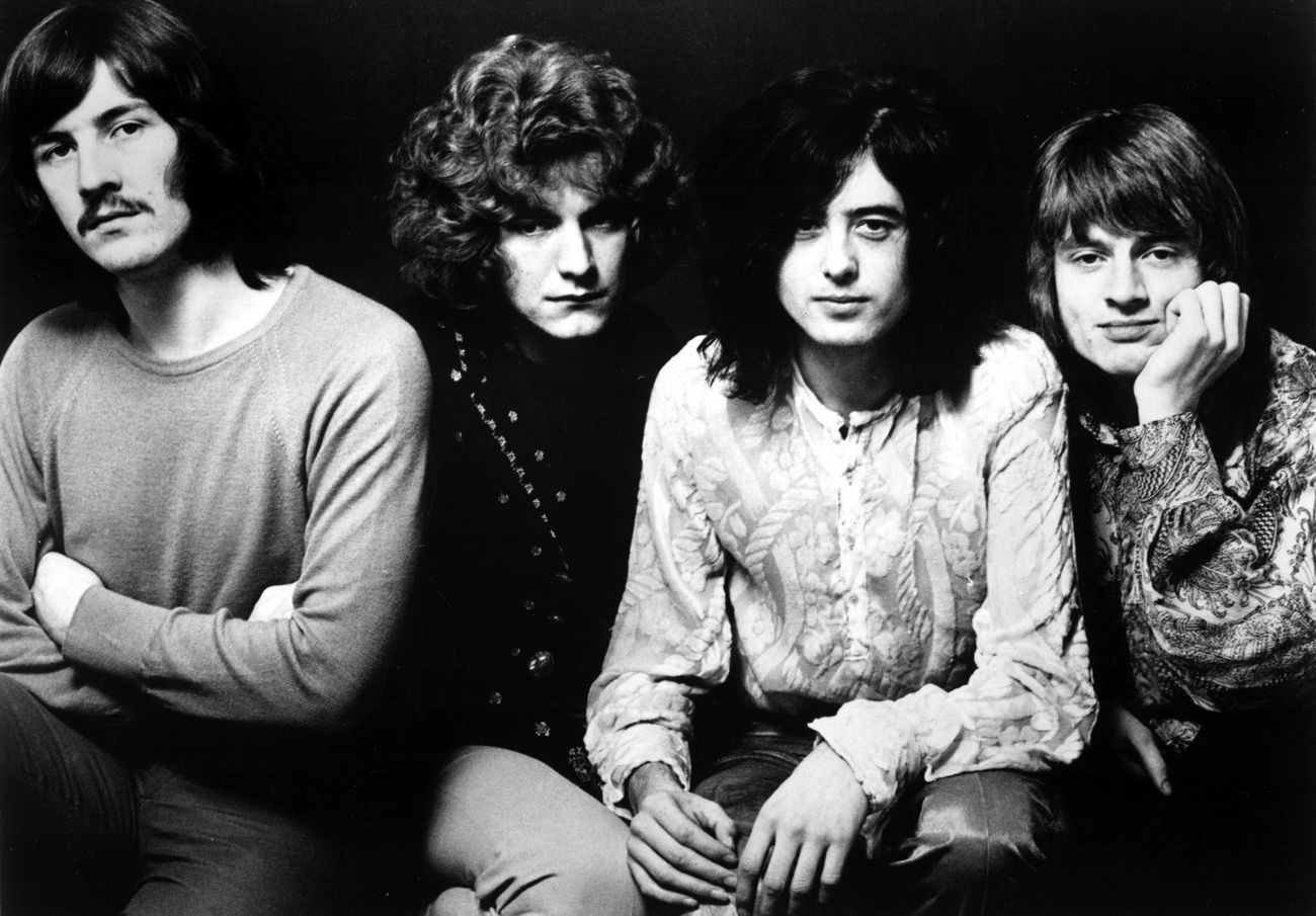 Ledzeppelin Rock'n'Roll Bestbandintheworld Celebrationday