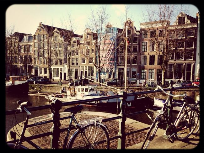 Amsterdam Streetphotography Cityscapes