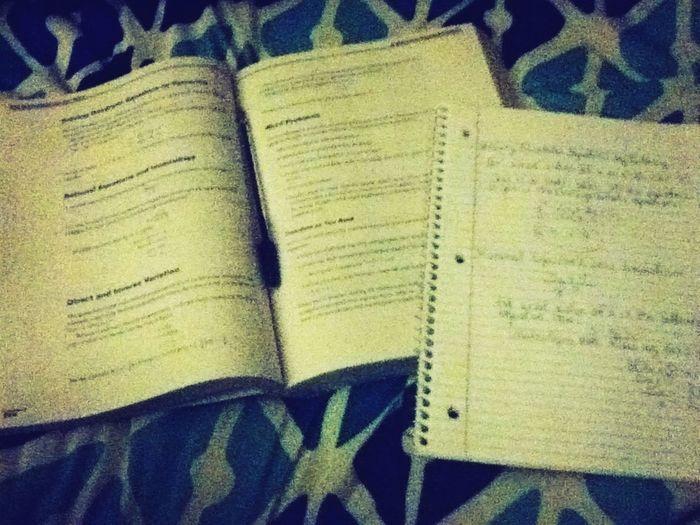 """Studying"""