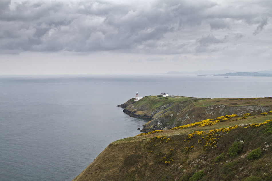 Beautiful stock photos of dublin, Beauty In Nature, Cliff, Cloud - Sky, Day