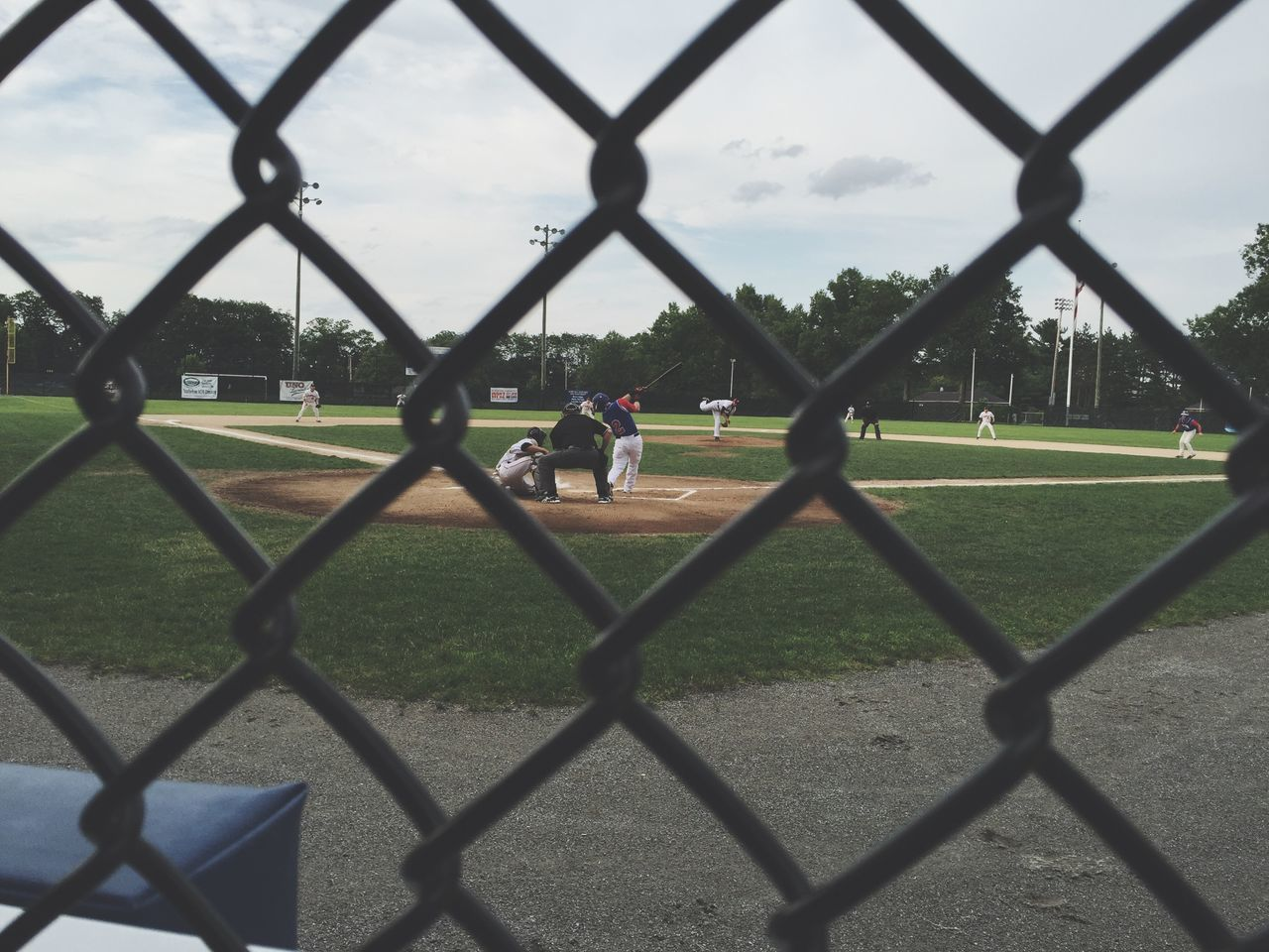 Beautiful stock photos of baseball, Baseball - Sport, Baseball Player, Baseball Uniform, Chainlink Fence