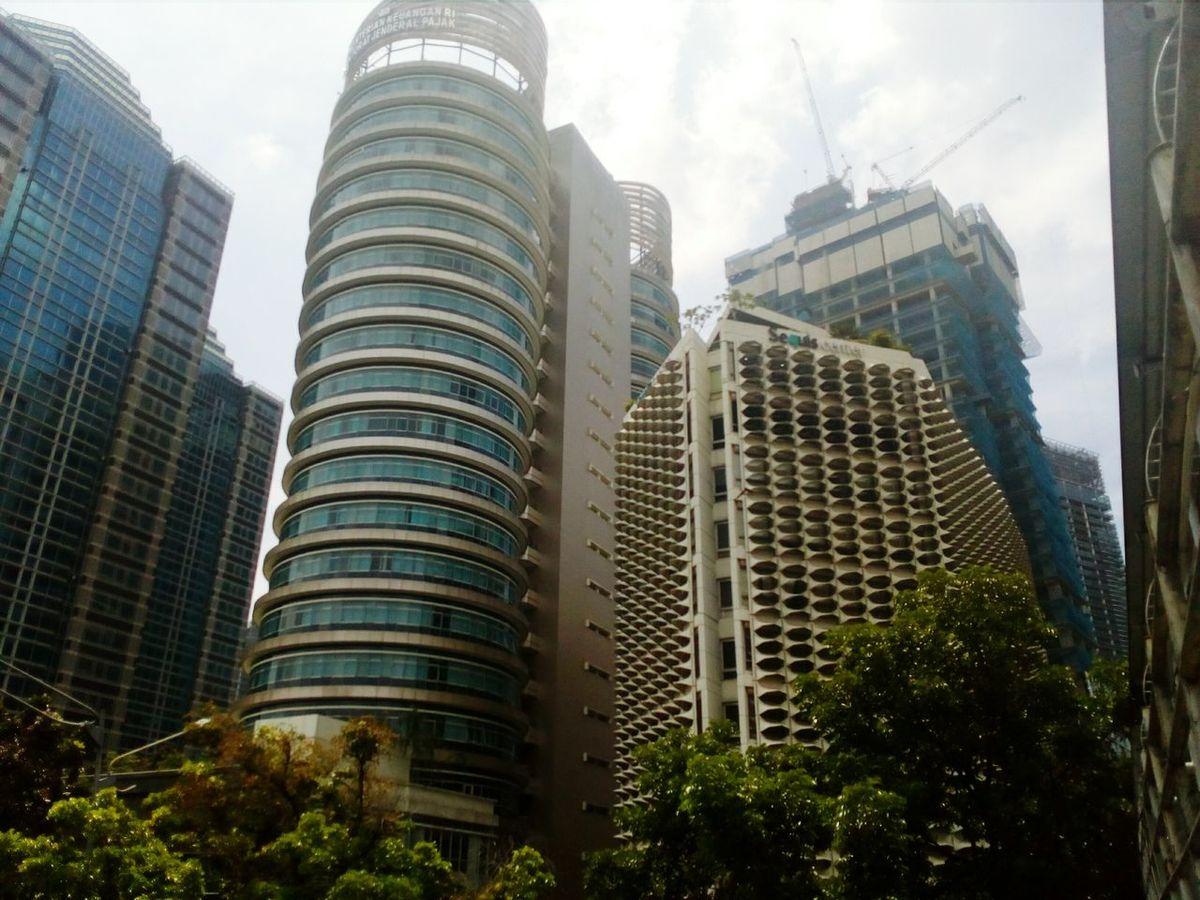 Building City Jakarta Gelorabungkarno