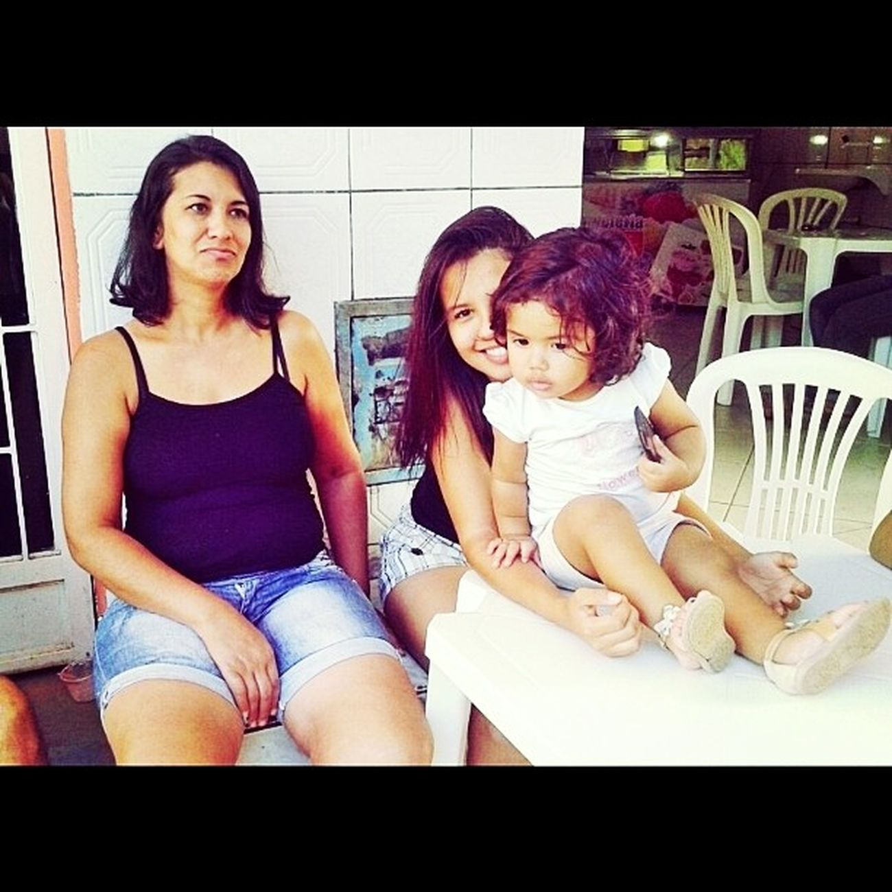 Family Lifes Amores  Lindas Mamãe Prima Amor incondicional por elas 💕😍