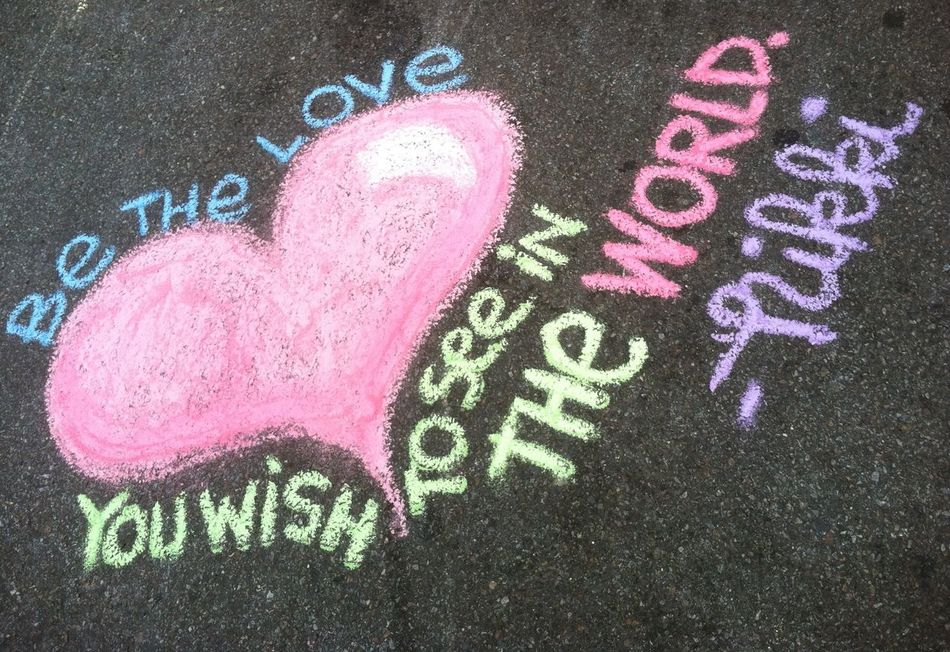 Be The Change Be The Change Chalk Chalk Art Chalk Drawing Chalkart Chalks Heart Heart Shape Heart Shaped  Heart Shapes Hearts Heartshape Heartshaped Inspiration Inspirational Inspirational Quote Inspirational Quotes  Inspirations Inspiring Just Be  Sidewalk Sidewalk Art Sidewalk Chalk Sidewalk Chalk Art