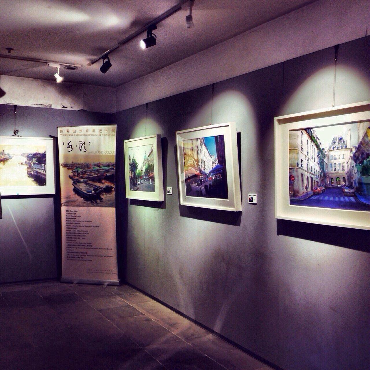 Art And Craft Painted Image Art Gallery ArtWork Gallery Of Art Zhujiajiao Shanghai China
