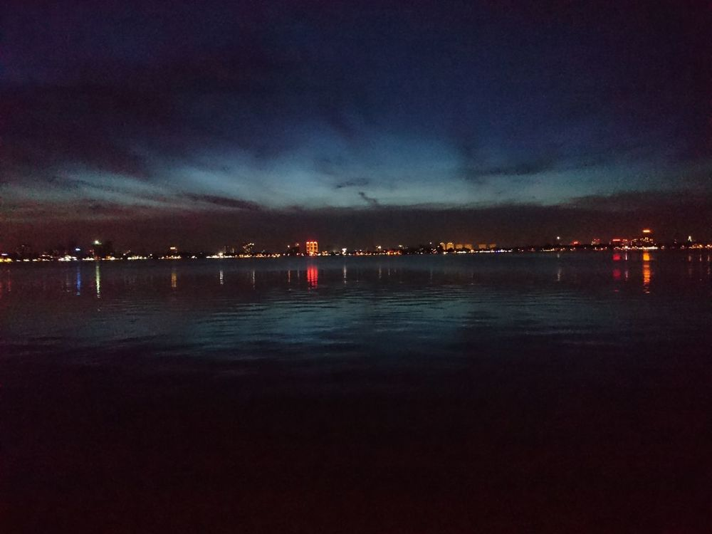Lonely Hiendat Eyeem Collection Lake Lake View Night Night Lights Lakeside Lakeview Lakes  Lake Views Night View Night Sky Night Light Nightlight Hanoi Hanoi Vietnam  Hanoi City Hanoinight Hanoi Night Hotay Welcome To Black