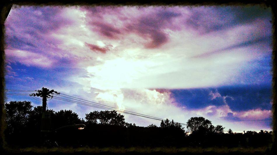 Sunporn Cloud Porn Sun Light Sunrays! :)