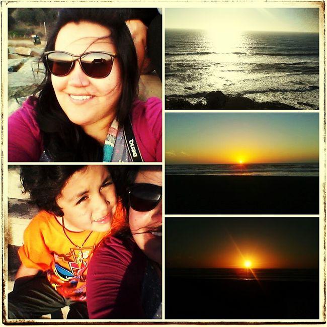 Summer2015 Beach Sunset Lipimávida Relaxing Infiernillo