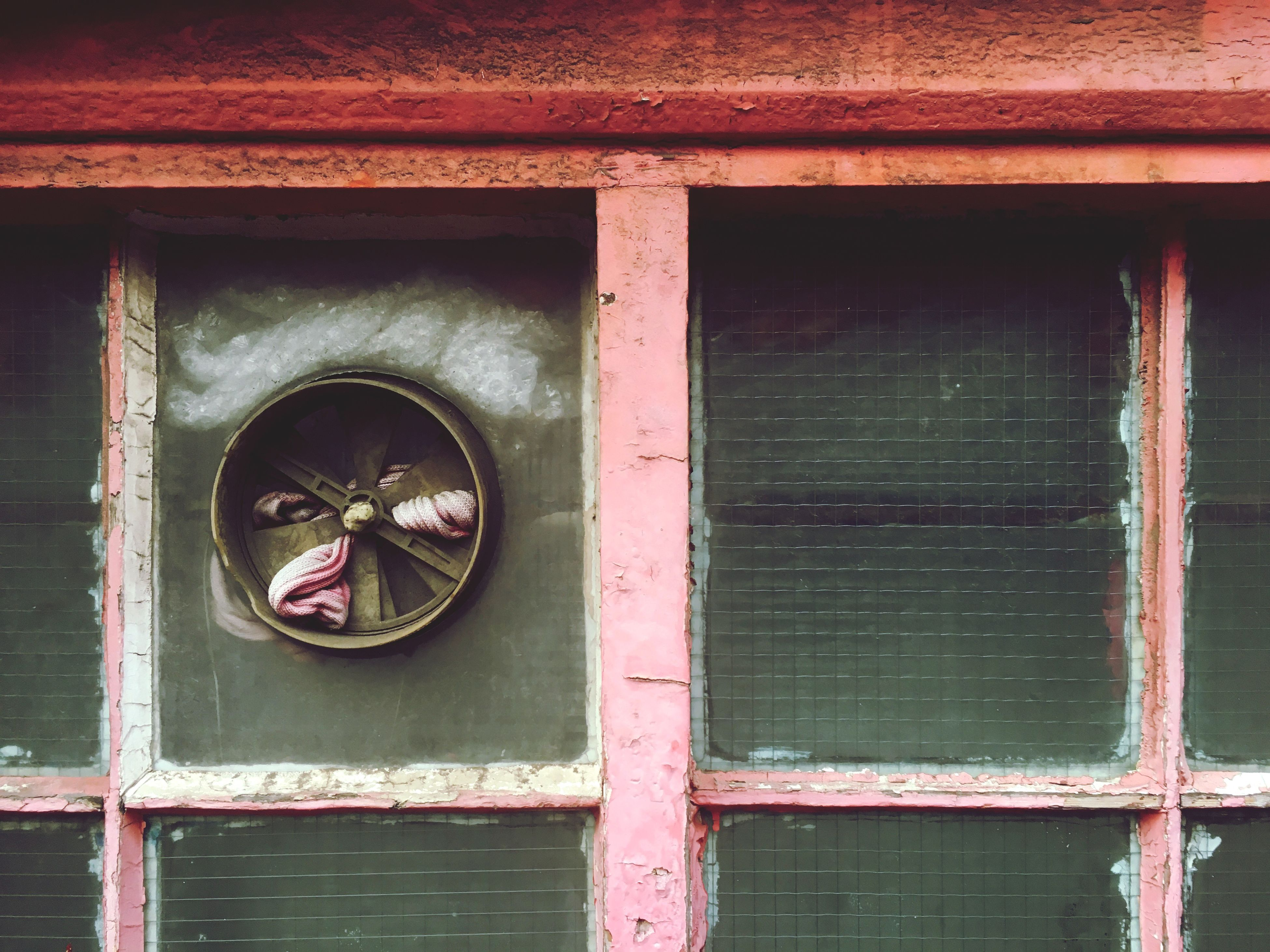 built structure, transportation, old, mode of transport, building exterior, architecture, red, weathered, rusty, outdoors, metal, day, abandoned, wall - building feature, part of, window, wood - material, damaged, no people, wheel