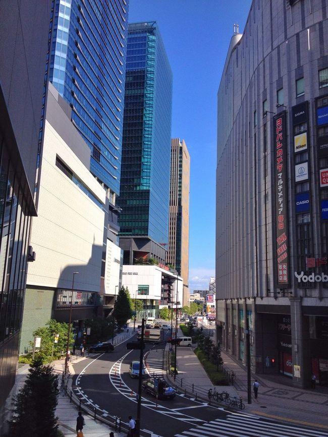 Osaka UMEDA. OSAKA