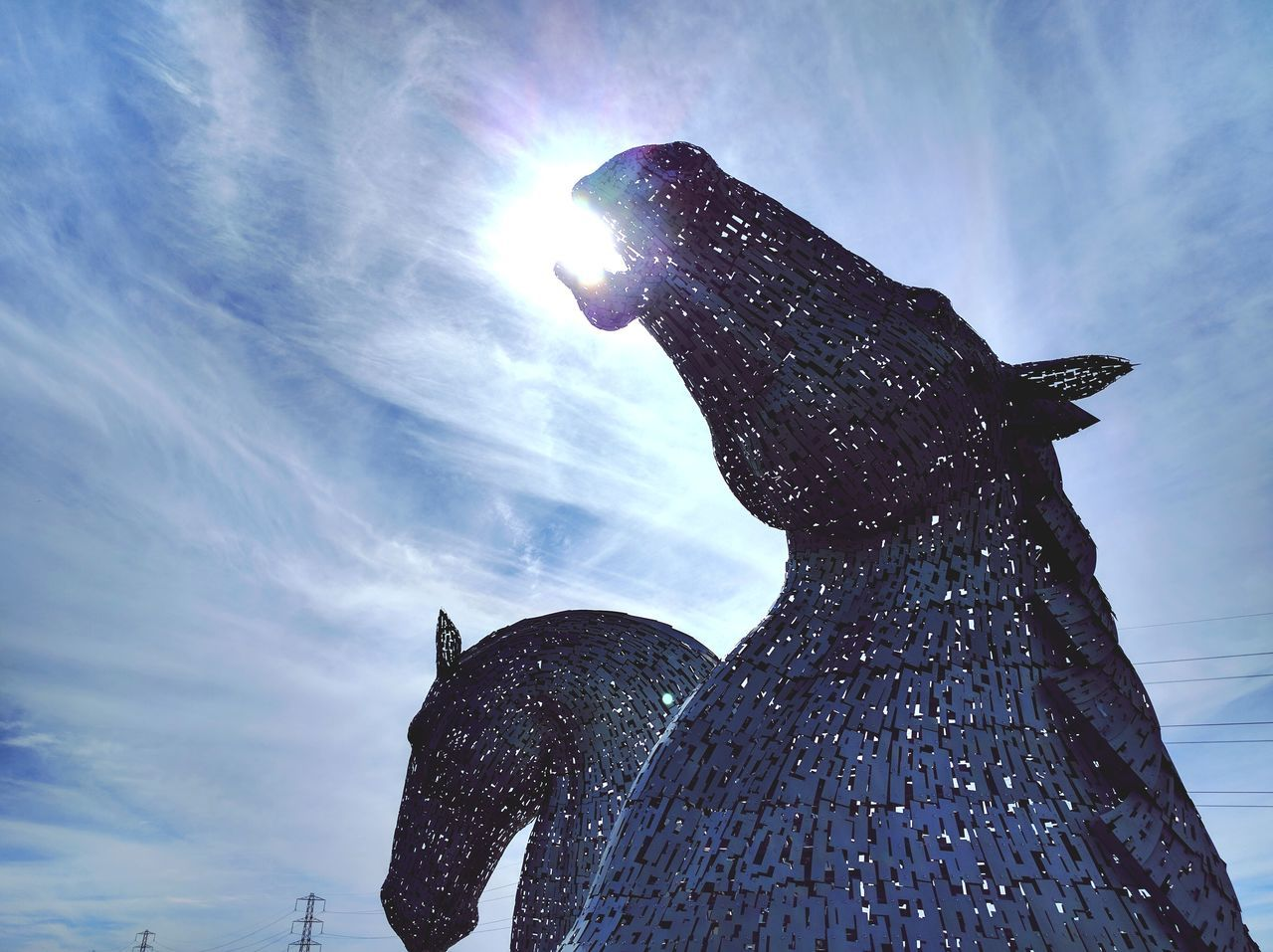 Kelpies  Kelpies Of Falkirk
