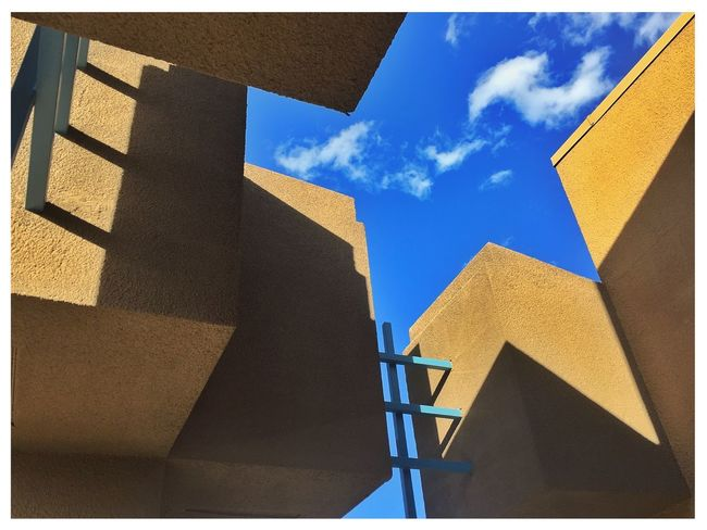 Archiabstract Malephotographerofthemonth This Week On Eyeem Built Structure Architecture Staircase Building Exterior Steps And Staircases Low Angle View Steps Day Sunlight Sky Outdoors No People Shadow