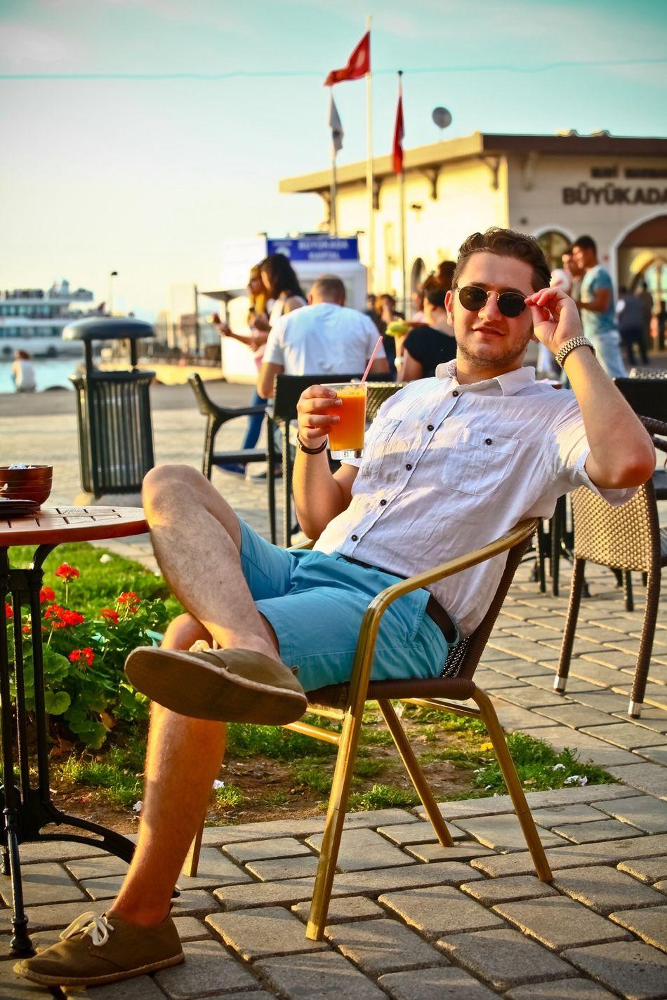 Enjoy Photography Relaxing Turkey