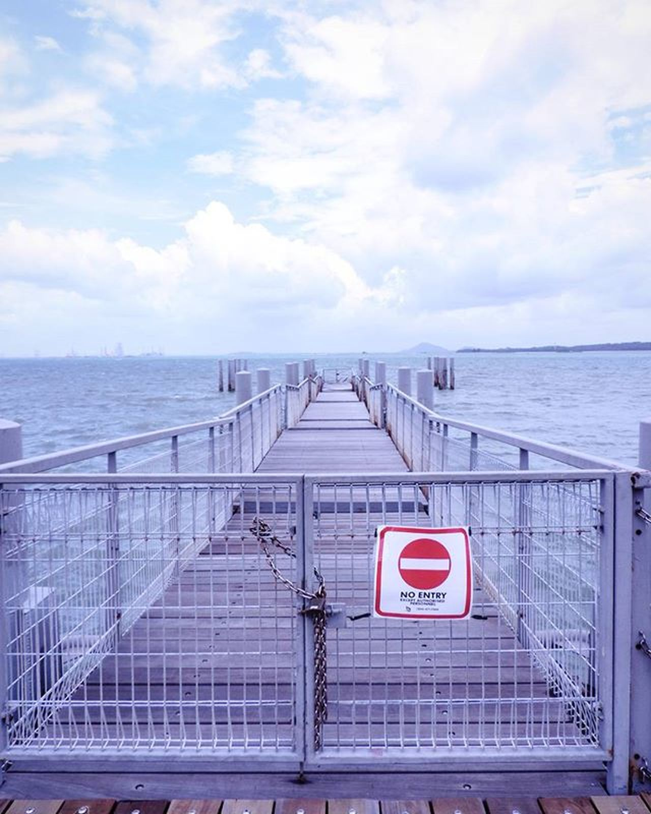 [2016.01.01] No Entry Pulauubin Chekjawa Nparksbuzz  Singapore Sg